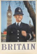 BRITAIN - THE LONDON POLICE,