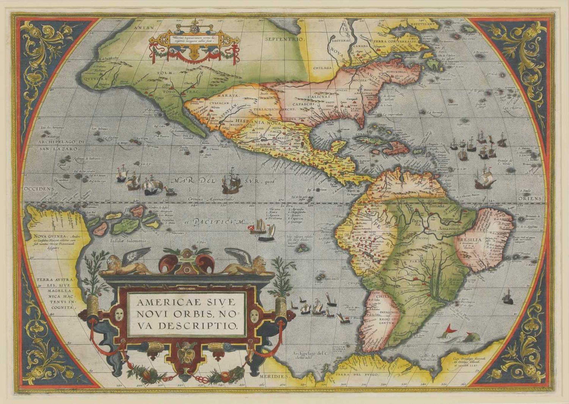 The Americas,