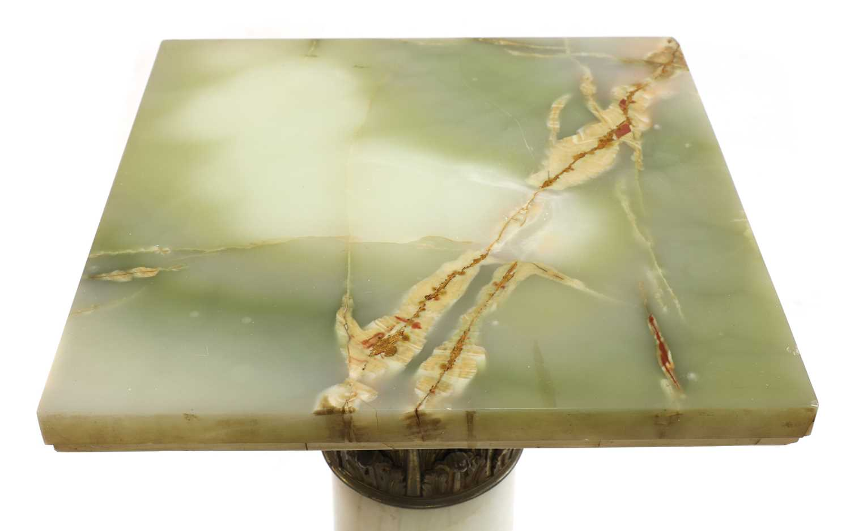 An onyx column, - Image 3 of 5