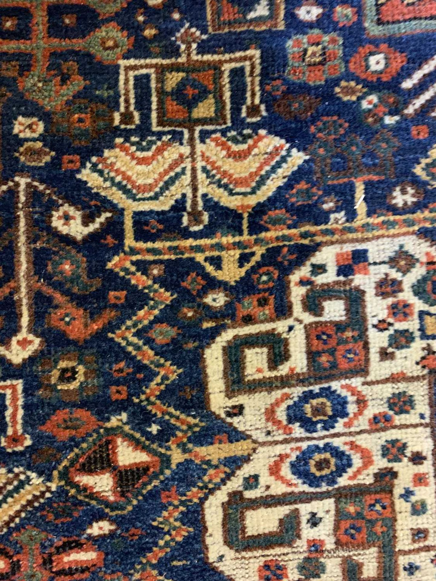 A Persian carpet, - Image 8 of 14