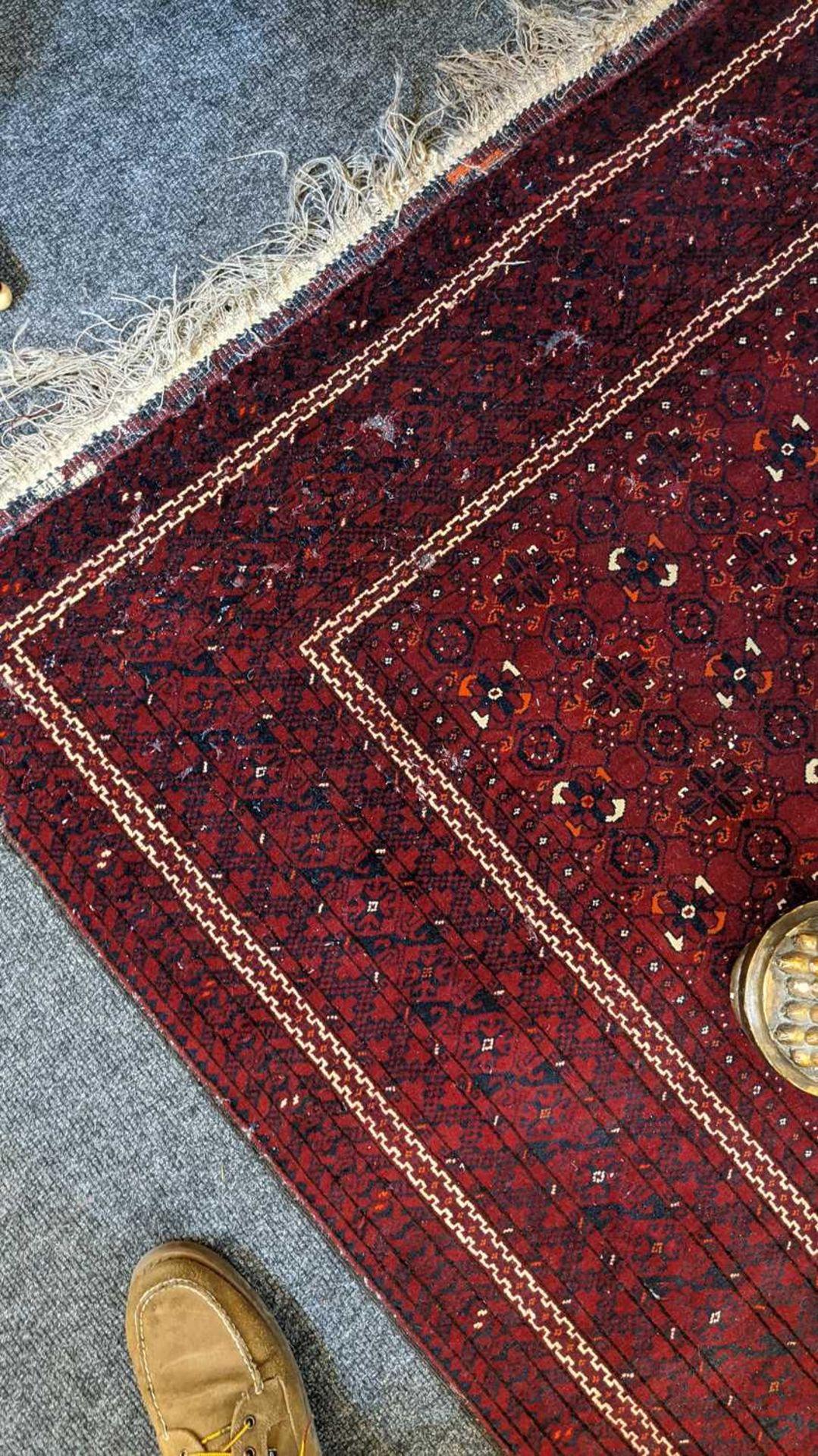 An Afghan Beshir rug, - Image 10 of 17
