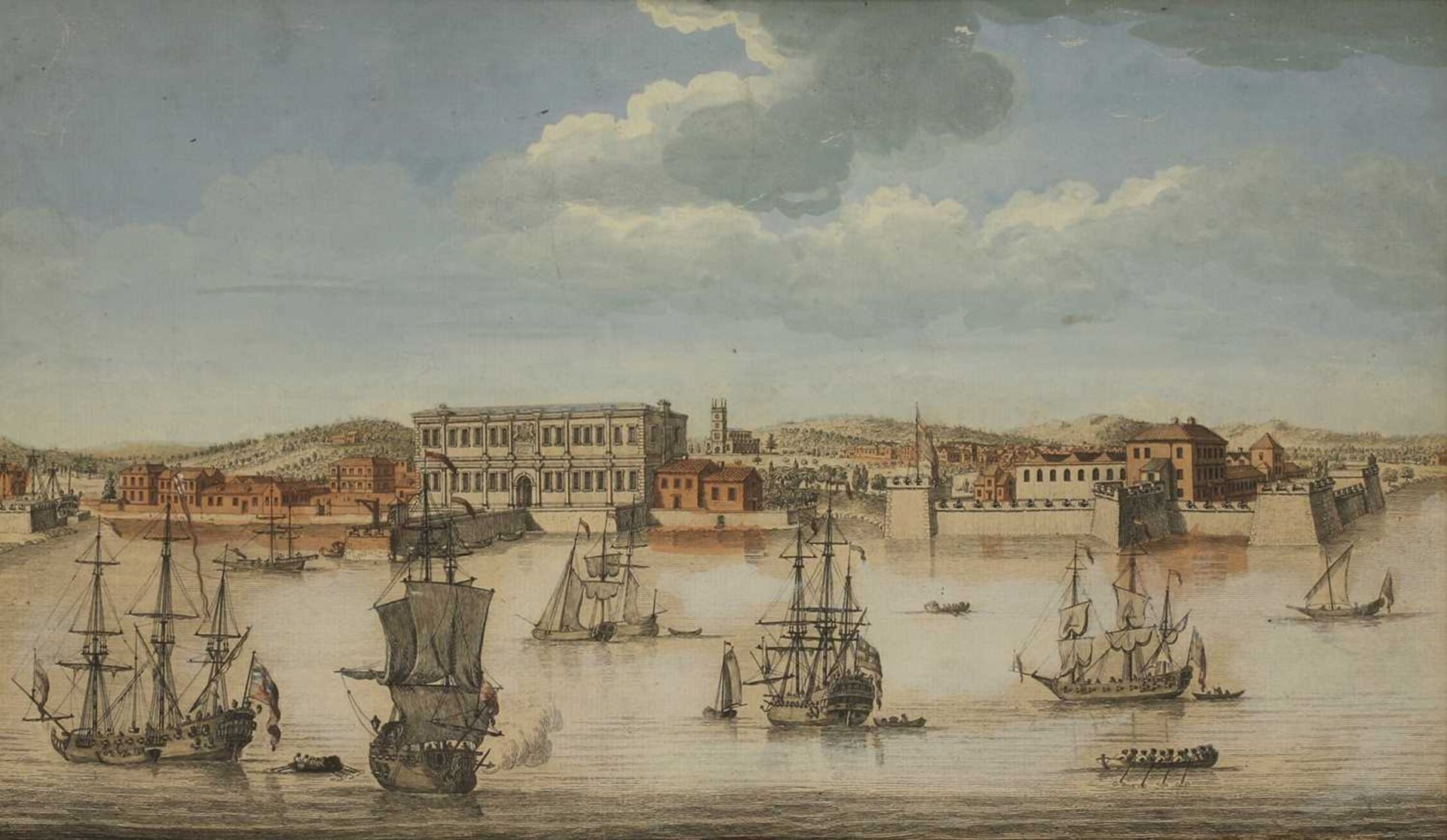 Jacques Rigaud (French, 1680-1754) - Image 2 of 16