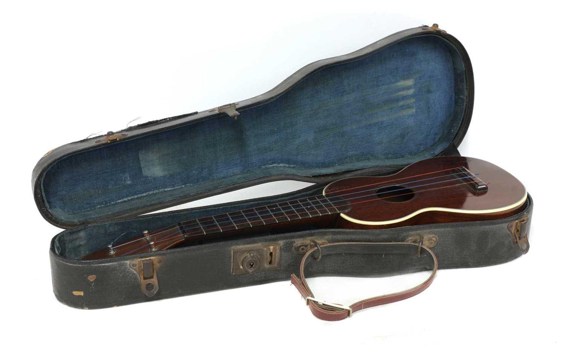 A Martin & Co. Style 2 ukulele, - Image 5 of 7