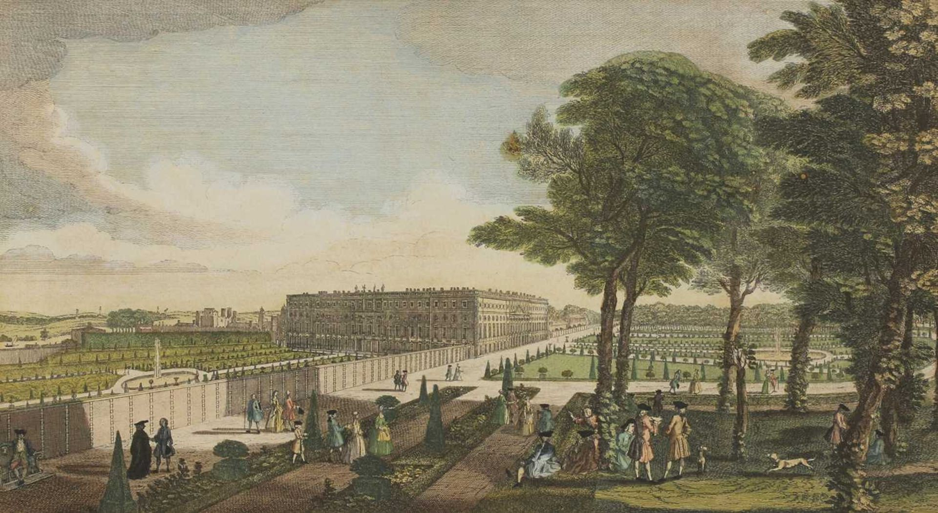 Jacques Rigaud (French, 1680-1754)