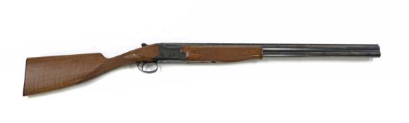 A Browning Over and Under A1 12 bore ejector single trigger shotgun,