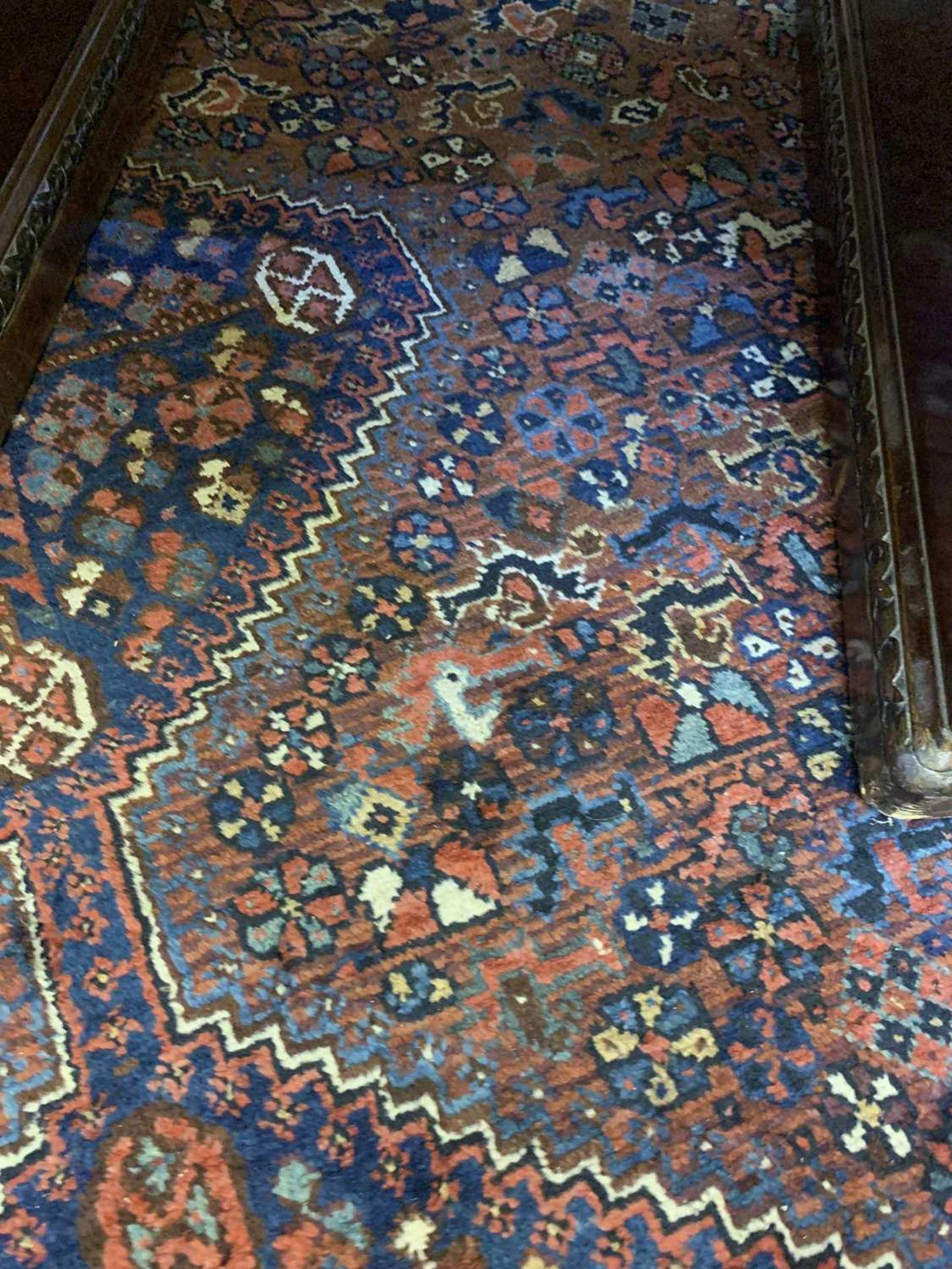 A South West Persian Khamseh carpet, - Image 10 of 17