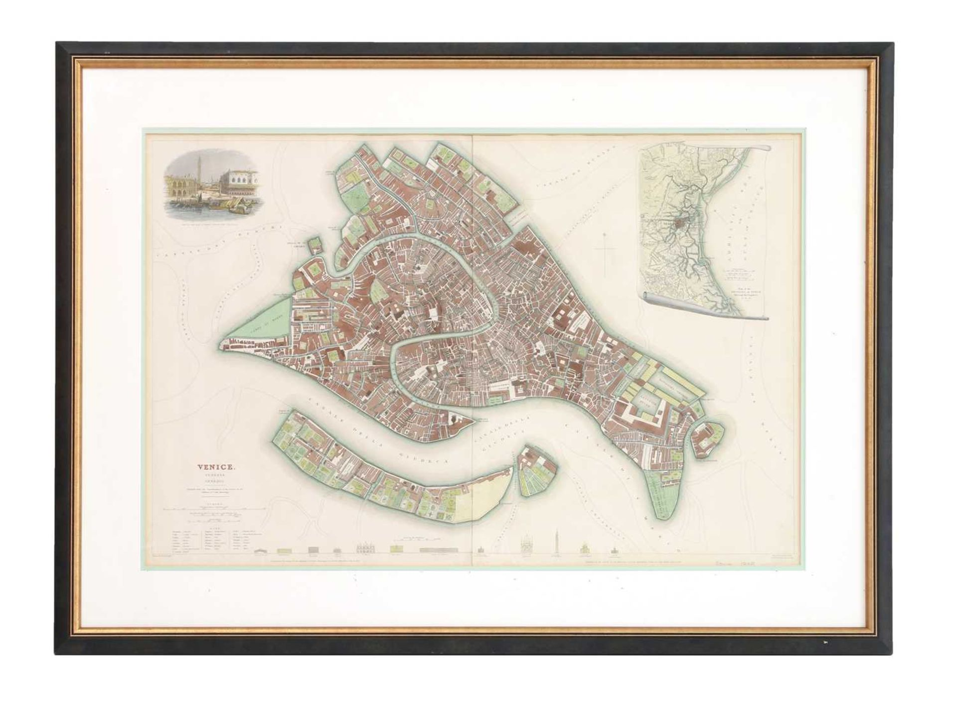 Four maps of Italian cities - Image 6 of 12