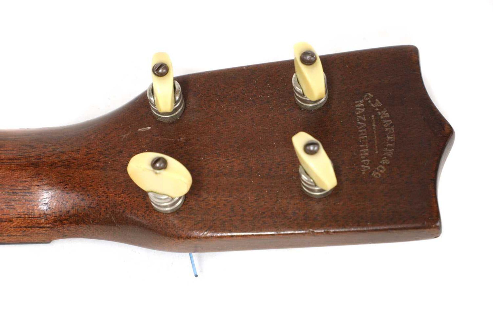 A Martin & Co. Style 2 ukulele, - Image 7 of 7