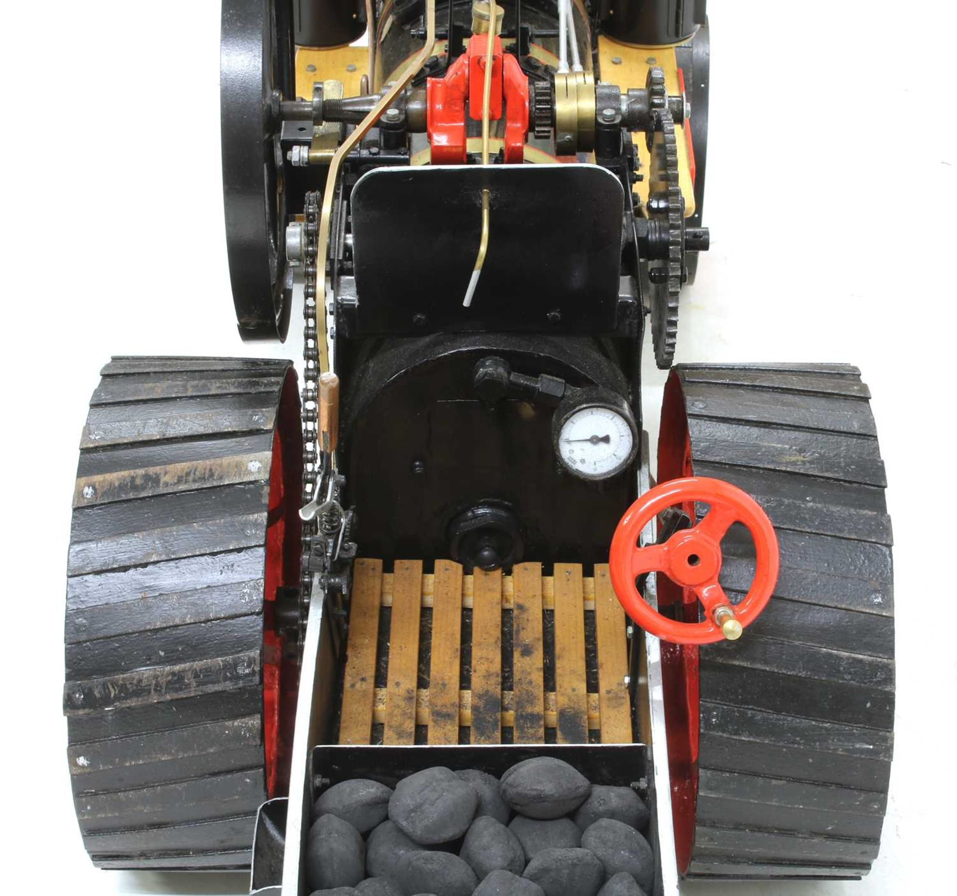 A 3in scale model of a Marshall traction engine 'Old Nightmare', - Image 4 of 5