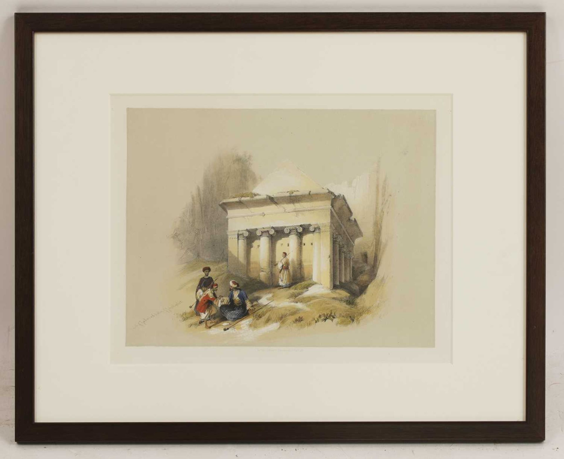 Louis Haghe after David Roberts RA (1796-1864) - Image 15 of 20