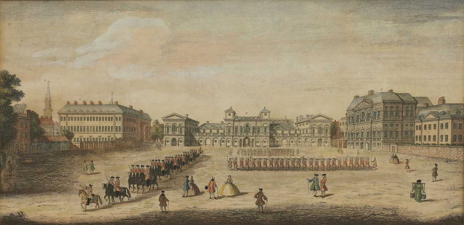 Jacques Rigaud (French, 1680-1754) - Image 3 of 16