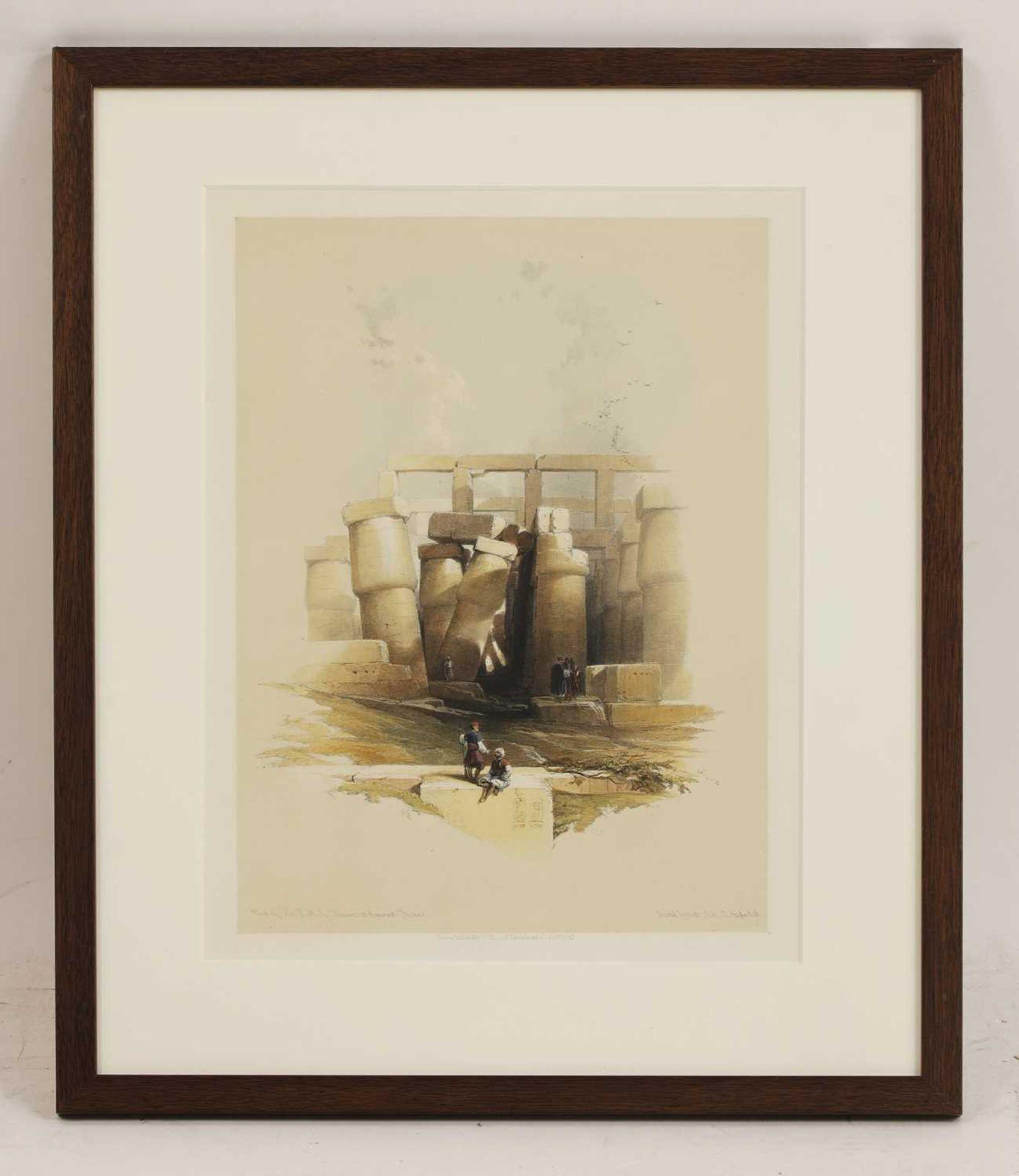 Louis Haghe after David Roberts RA (1796-1864) - Image 10 of 20