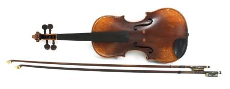 A Beare & Son violin,