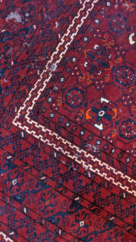 An Afghan Beshir rug, - Image 12 of 17