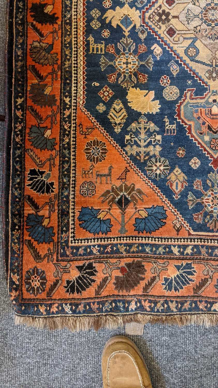 An Afghan Beshir rug, - Image 6 of 17