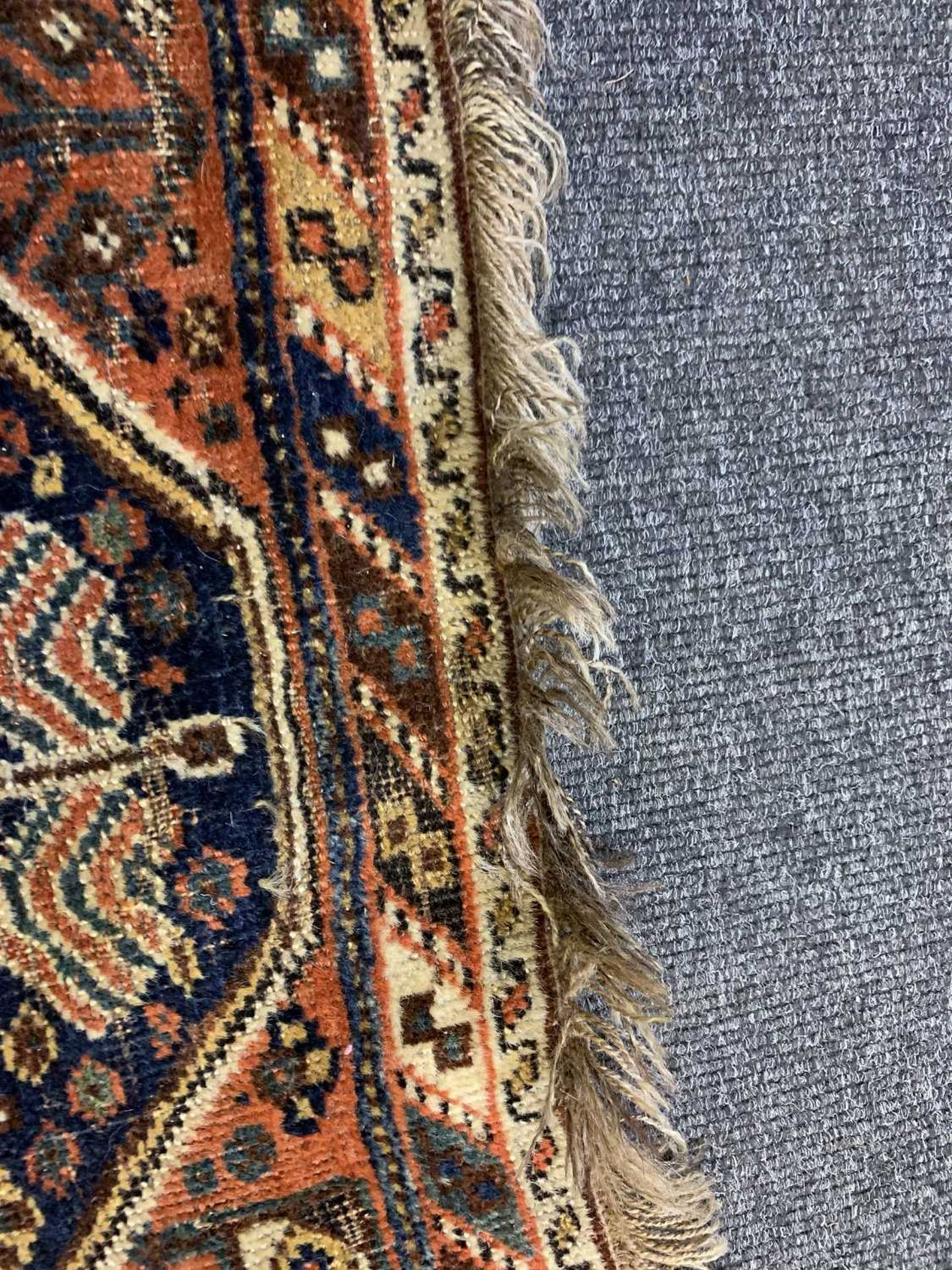 A Persian carpet, - Image 10 of 14