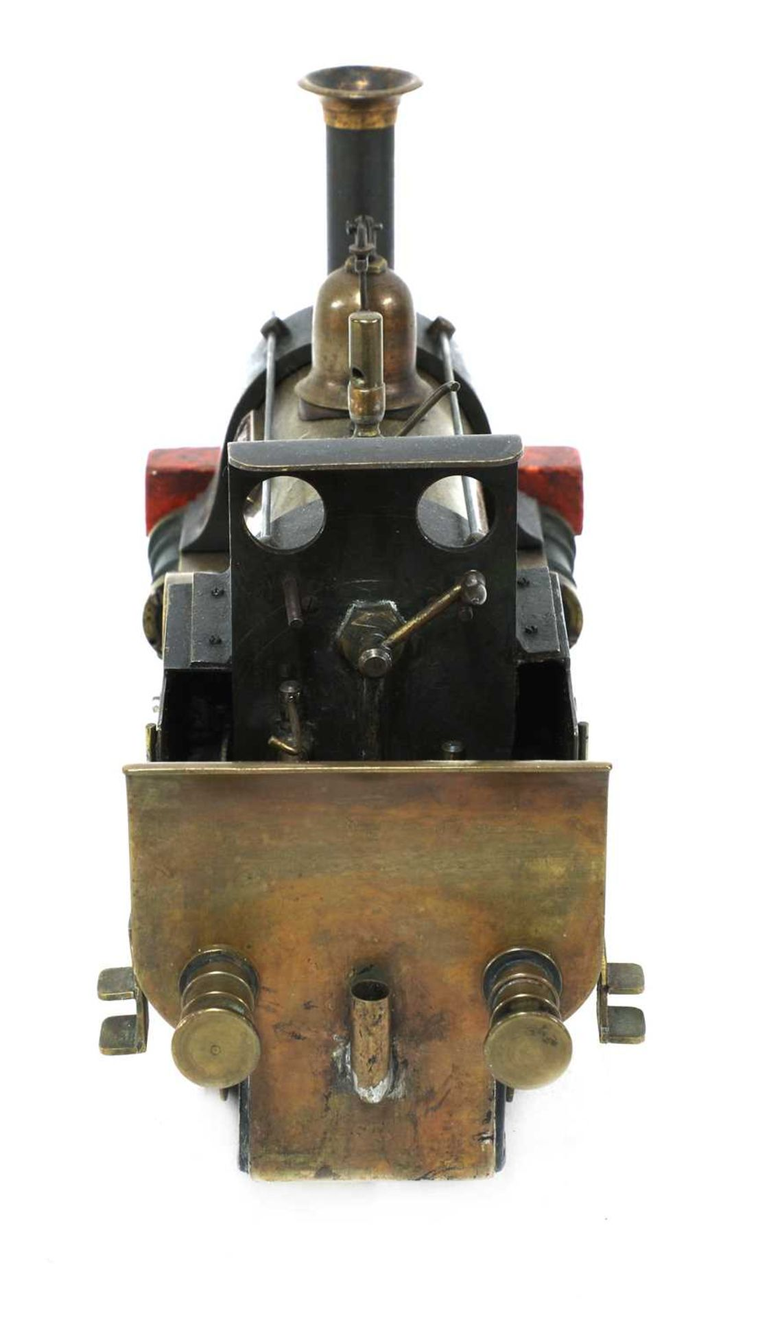 A 3in gauge spirit-fired live steam 4-4-0 Stevens Model Dockyard locomotive no 731, 'Dreadnought', - Image 4 of 8