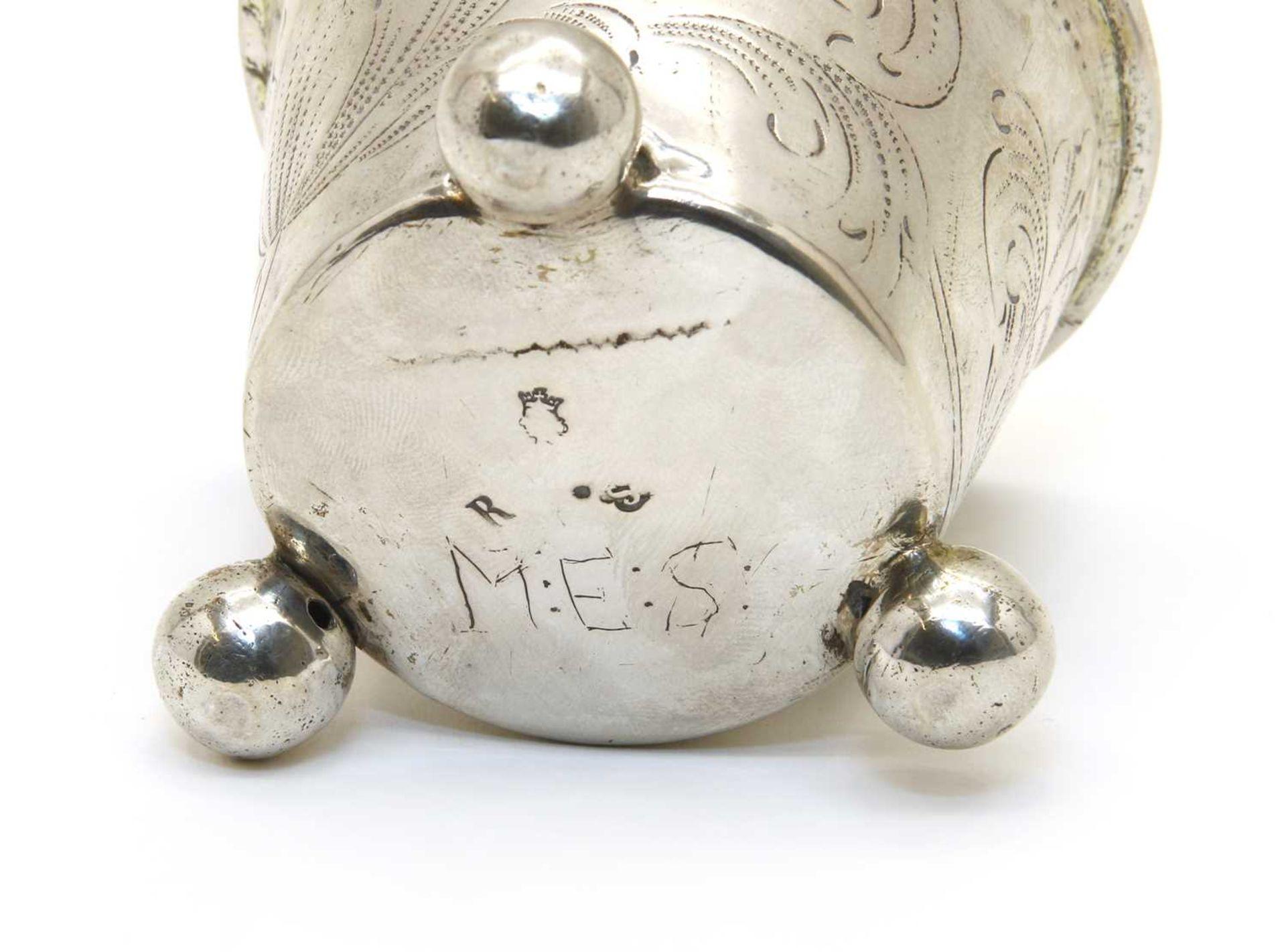 A Dutch silver beaker, - Image 2 of 2