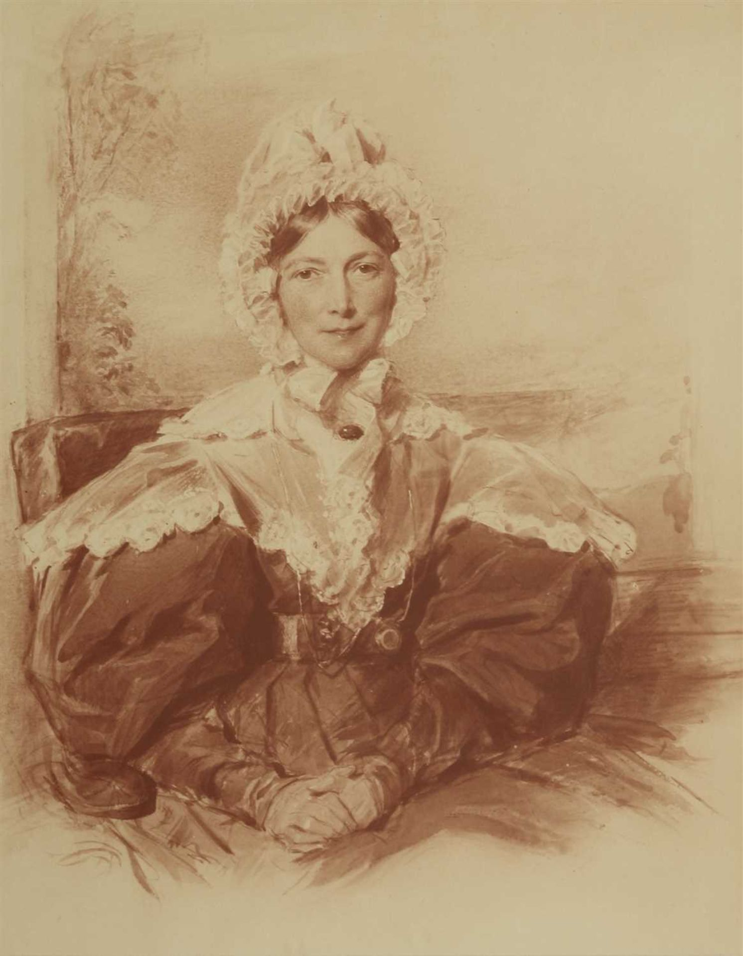 A collection of lithographic and photogravure portraits