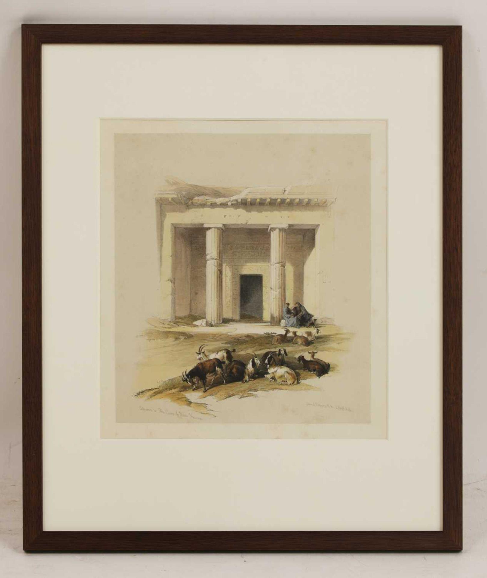 Louis Haghe after David Roberts RA (1796-1864) - Image 13 of 20