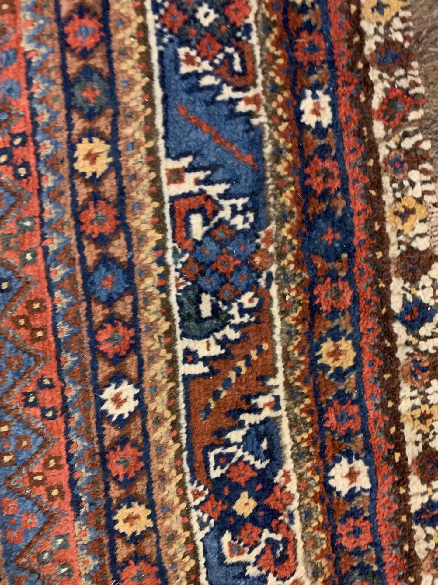 A South West Persian Khamseh carpet, - Image 3 of 17