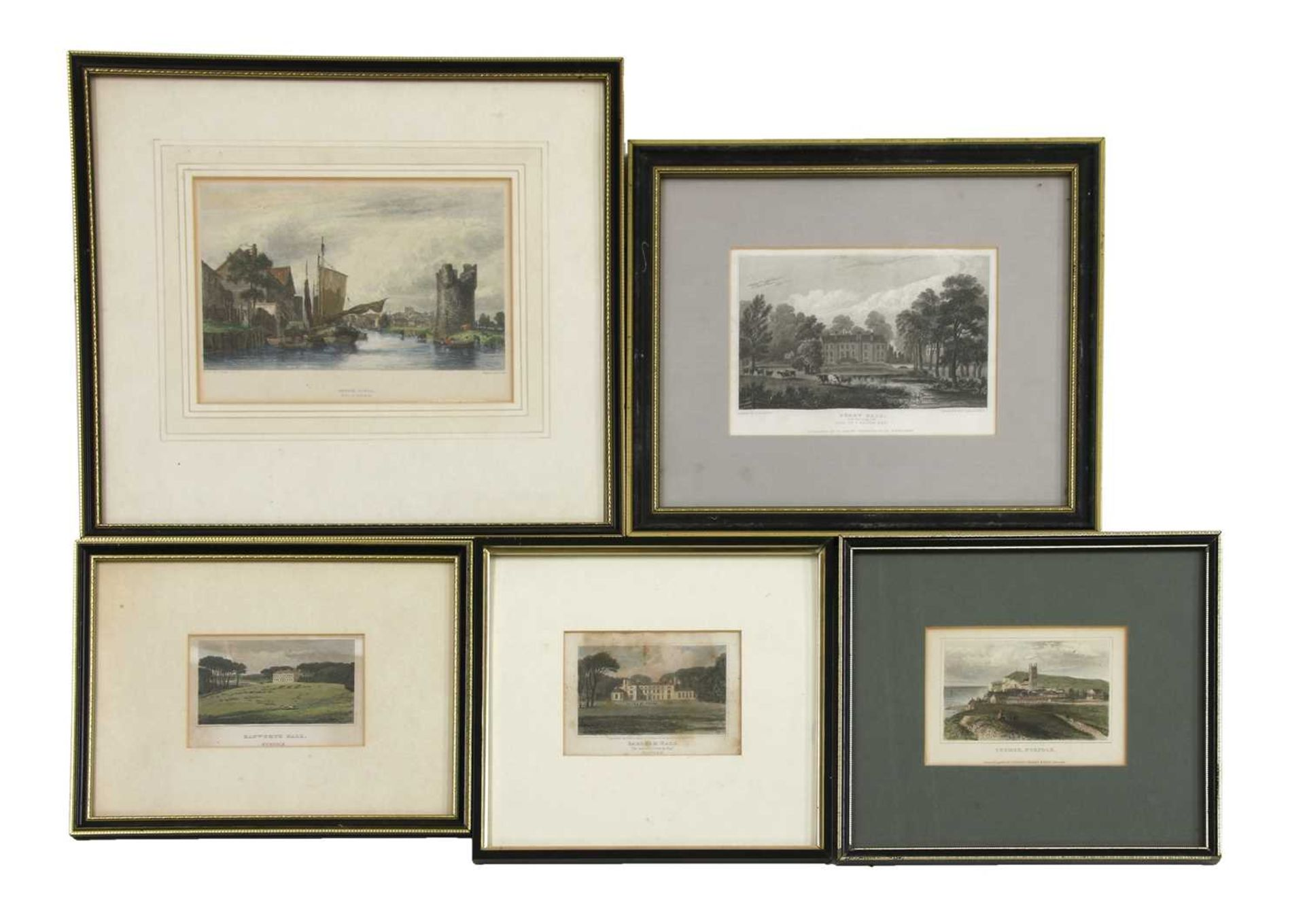 A collection of lithographic and photogravure portraits - Image 8 of 8