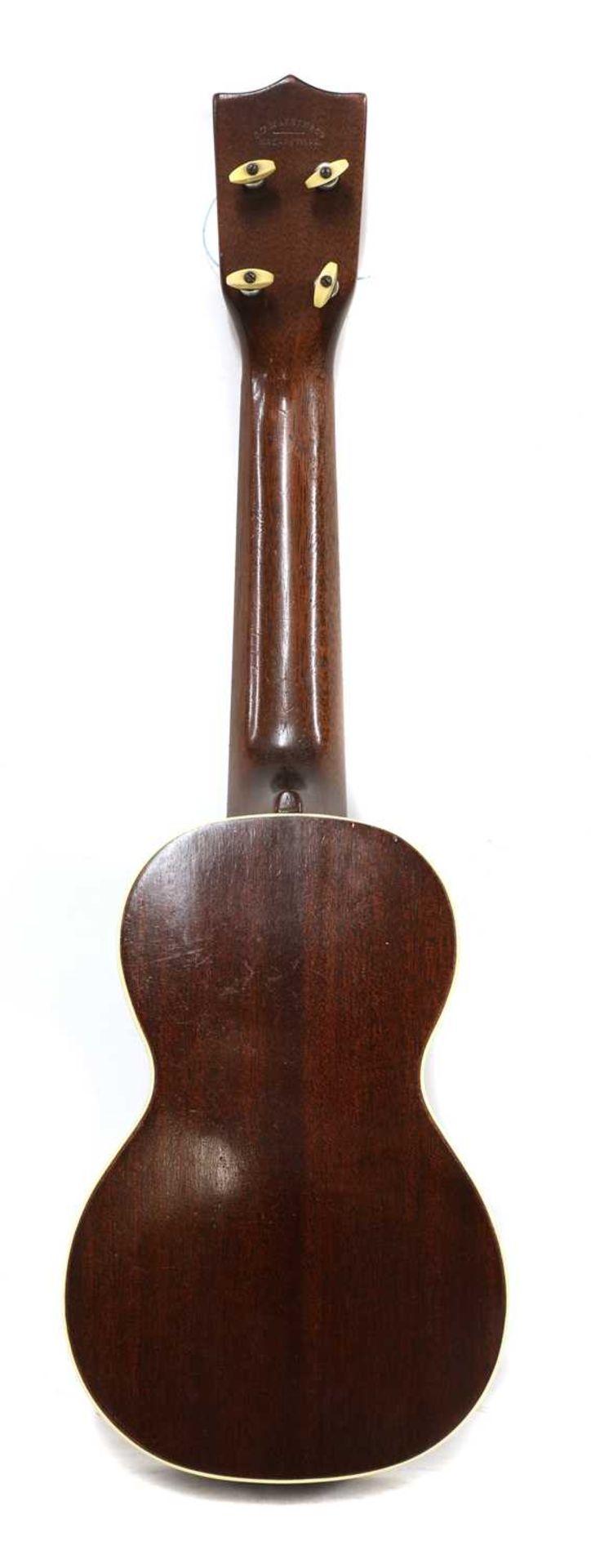 A Martin & Co. Style 2 ukulele, - Image 3 of 7