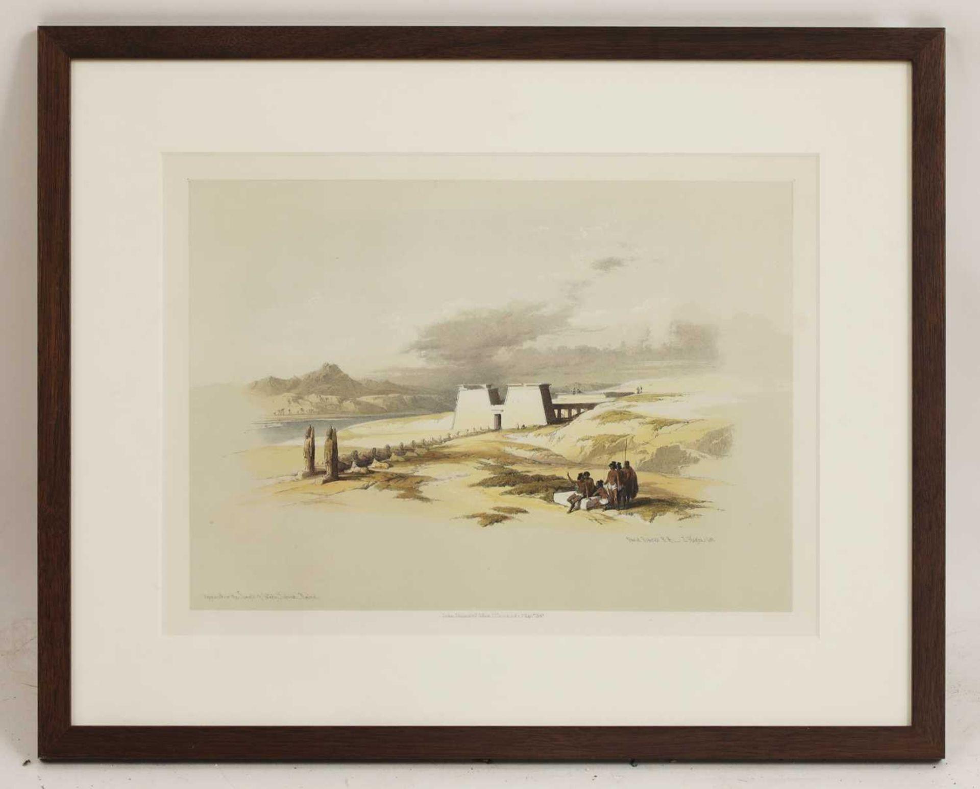 Louis Haghe after David Roberts RA (1796-1864) - Image 12 of 20