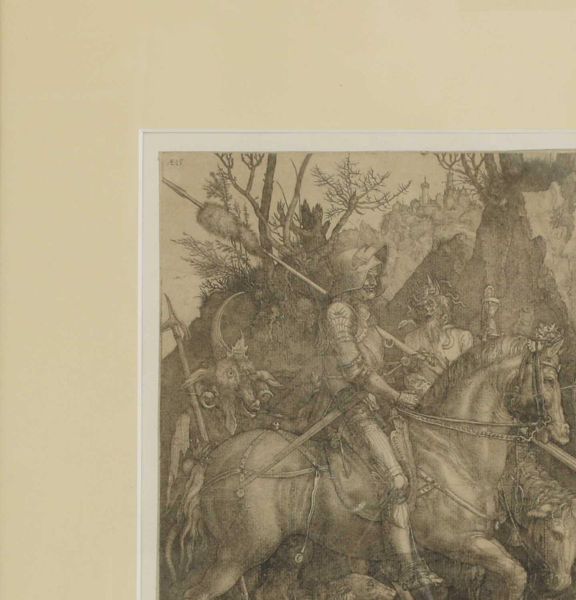 After Albrecht Dürer (German, 1471-1528) - Image 3 of 4