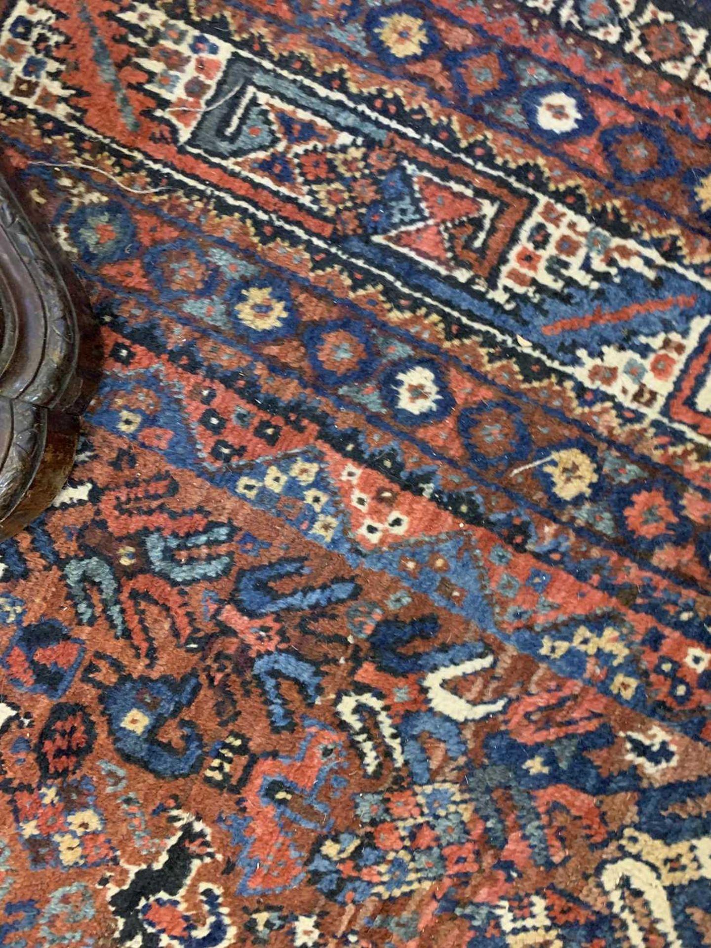 A South West Persian Khamseh carpet, - Image 6 of 17
