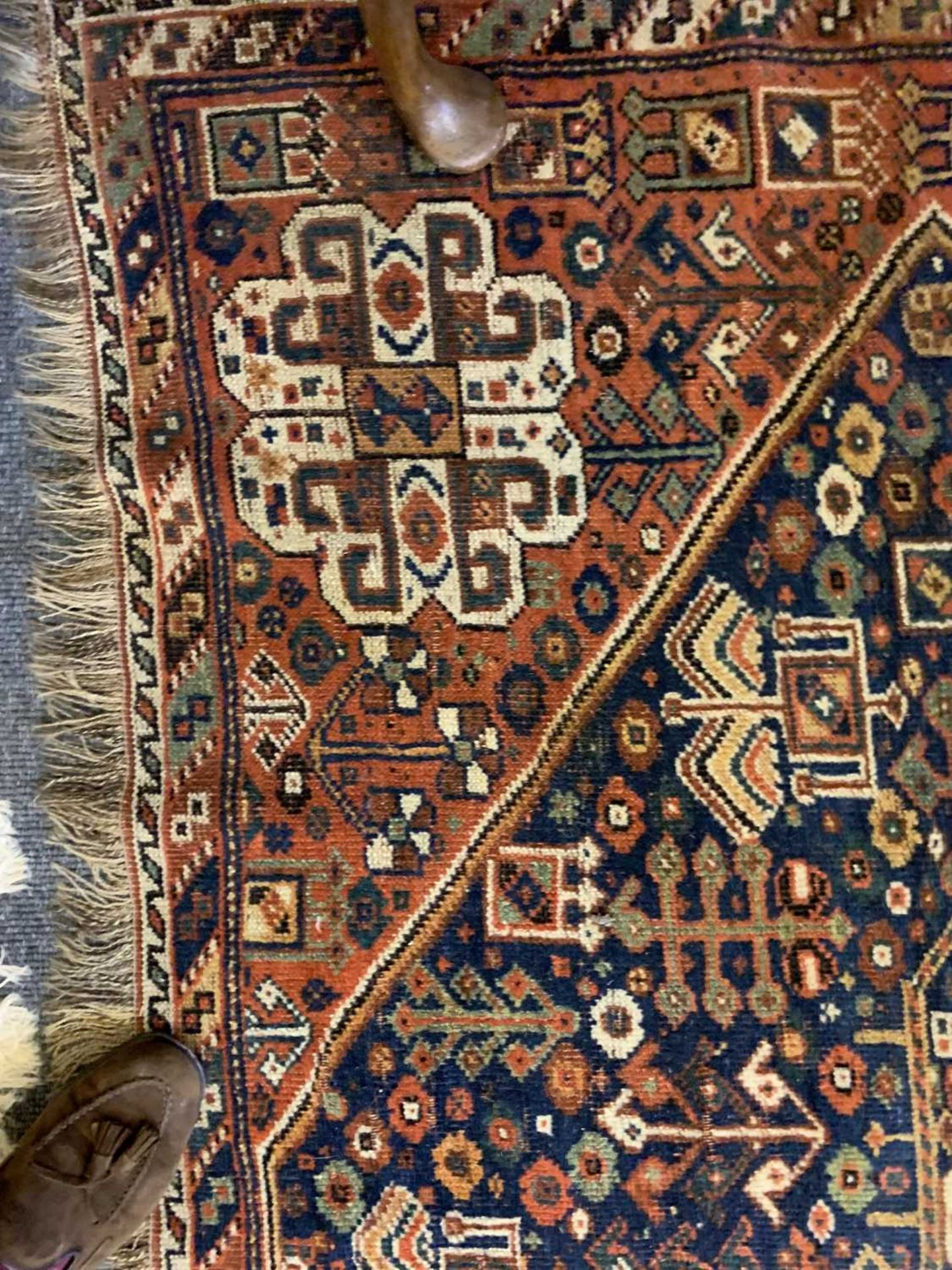 A Persian carpet, - Image 13 of 14
