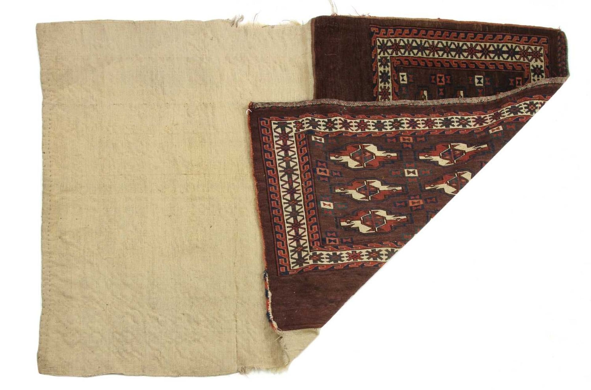 Two Persian bags, - Image 3 of 4