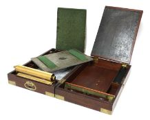 A portable pressure copying machine by James Watt and Co.,