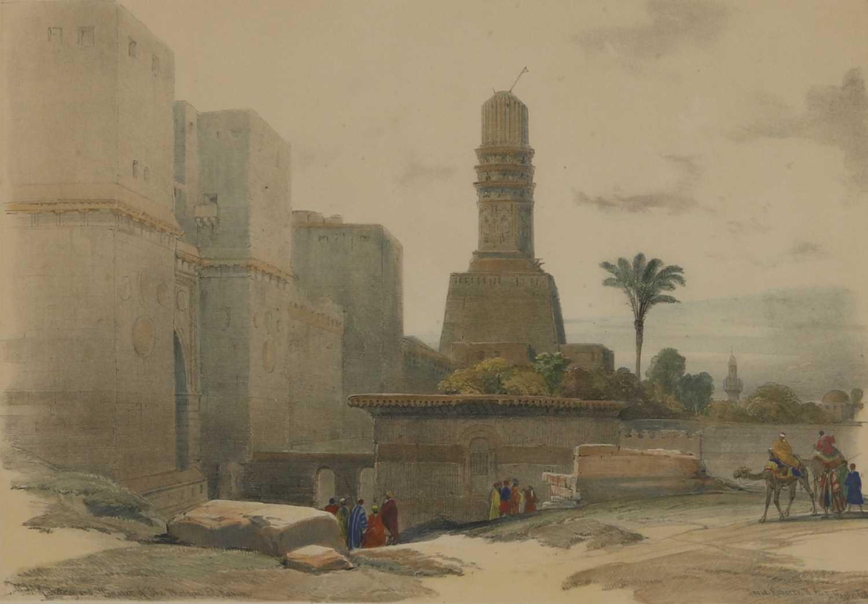 Louis Haghe after David Roberts RA (1796-1864)