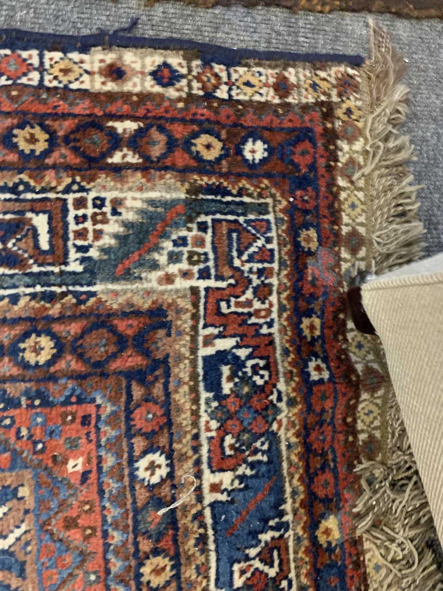 A South West Persian Khamseh carpet, - Image 5 of 17