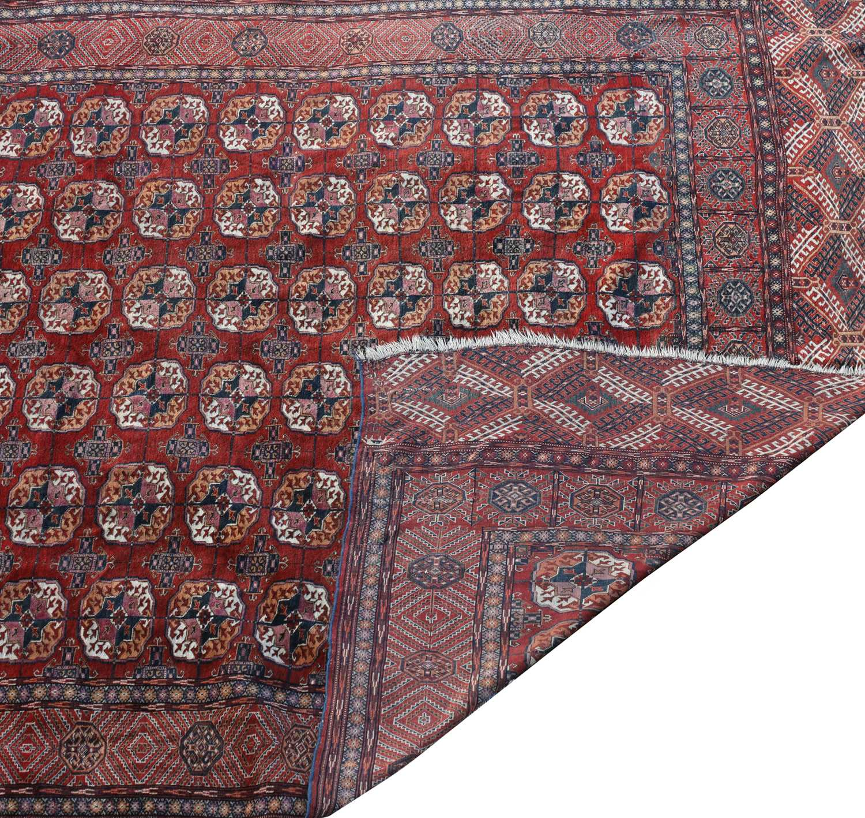 A Bokhara rug, - Image 2 of 2