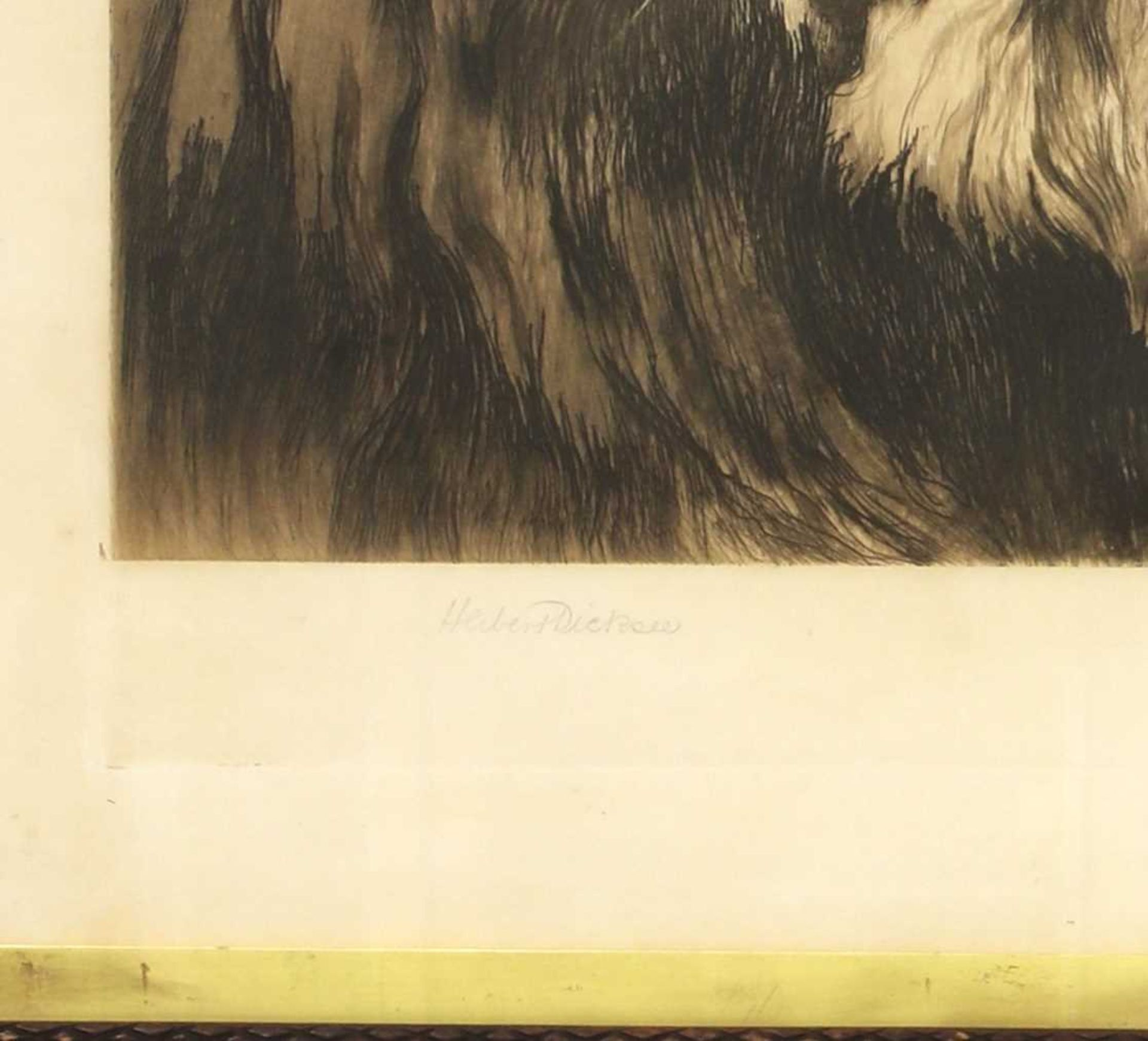 Herbert Thomas Dicksee RE (1862-1942) - Image 3 of 5