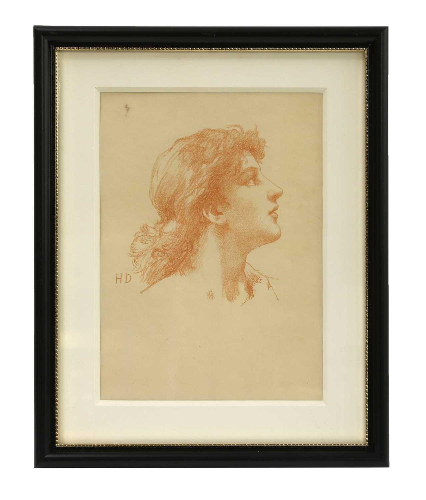 Herbert Thomas Dicksee RE (1862-1942) - Image 2 of 3