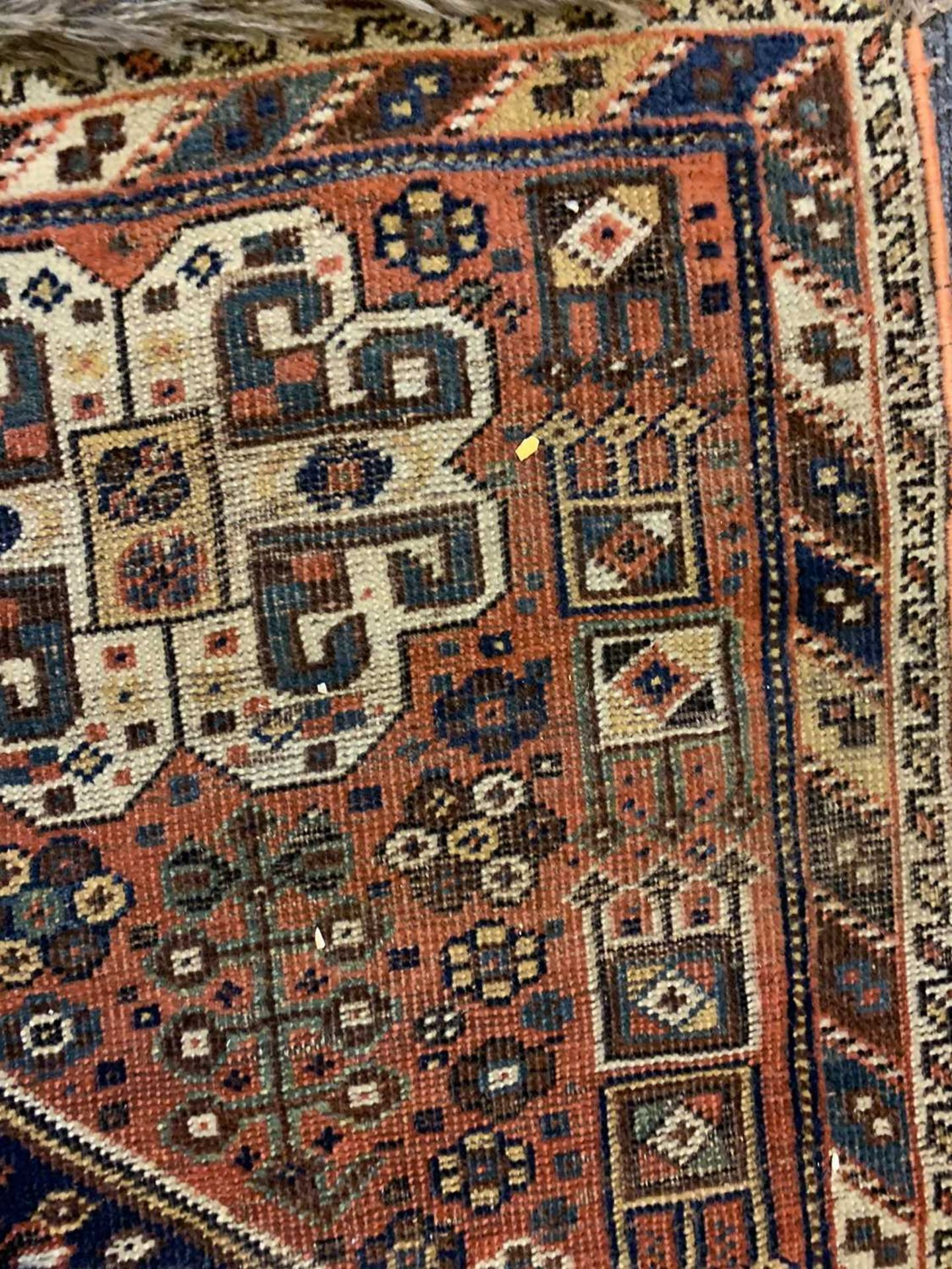 A Persian carpet, - Image 6 of 14