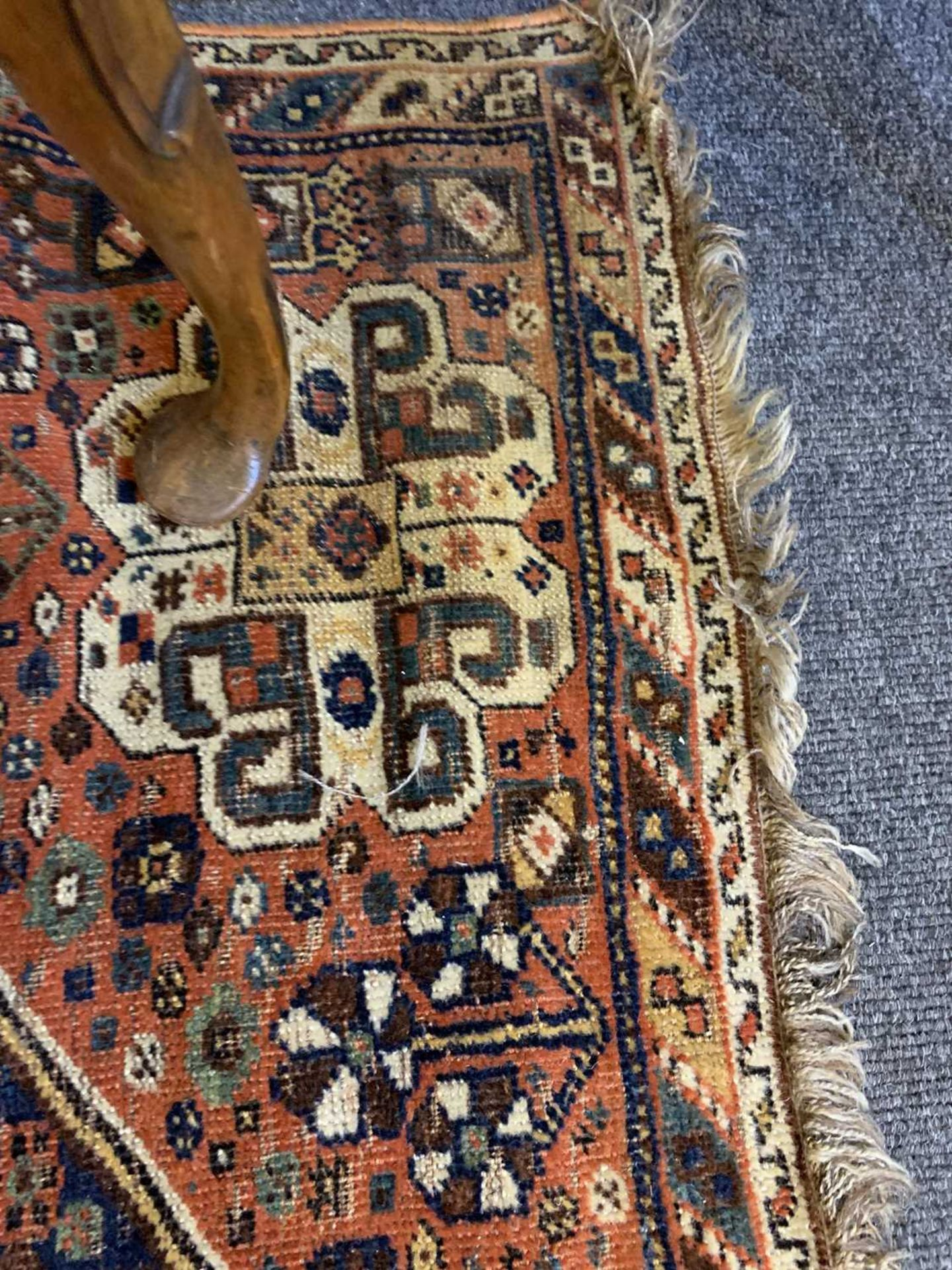 A Persian carpet, - Image 9 of 14