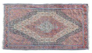 A Persian Senneh kilim,