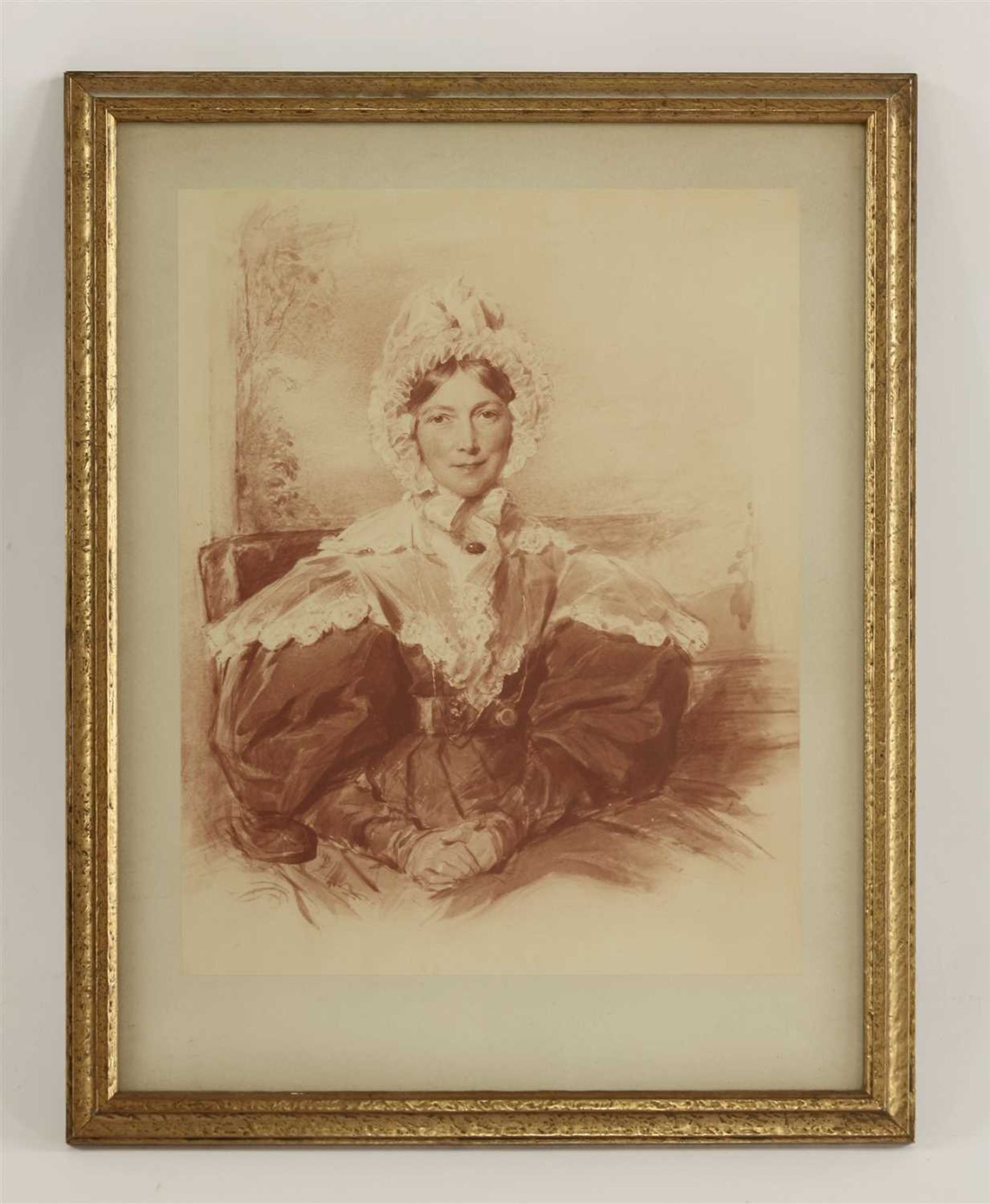 A collection of lithographic and photogravure portraits - Image 3 of 8