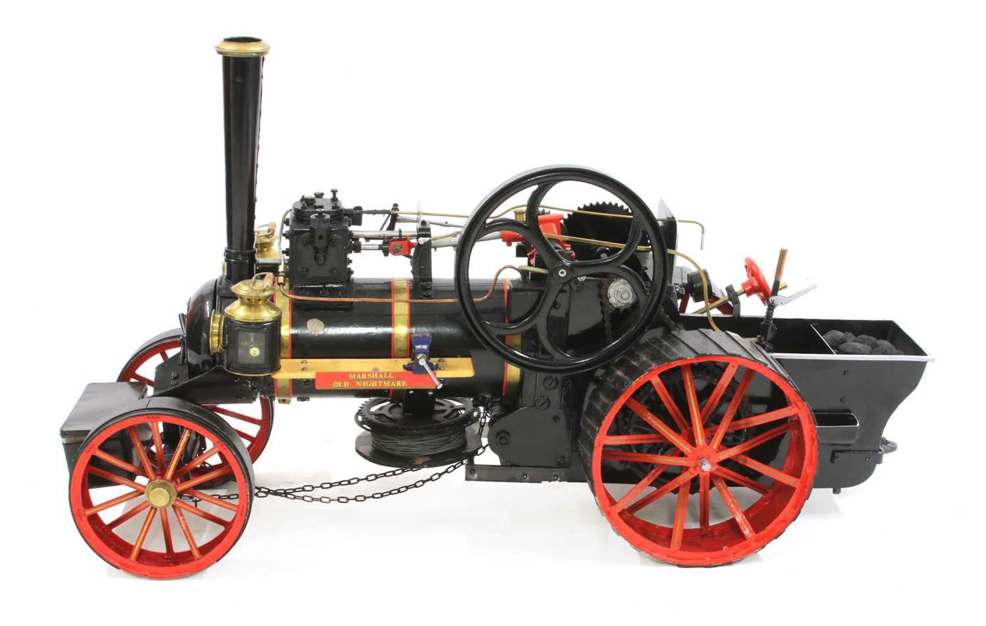 A 3in scale model of a Marshall traction engine 'Old Nightmare', - Image 2 of 5