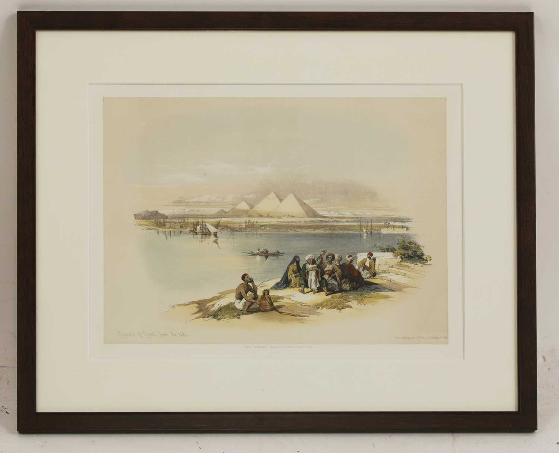 Louis Haghe after David Roberts RA (1796-1864) - Image 18 of 20