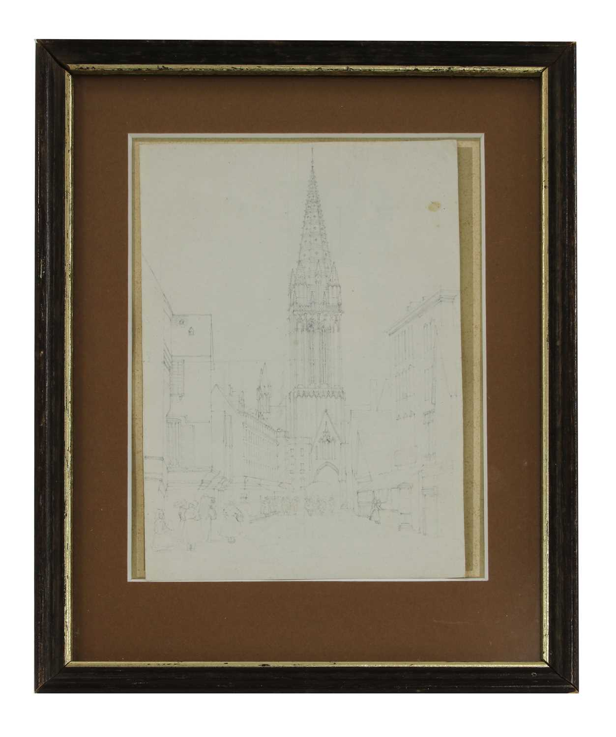 Attributed to John Sell Cotman (1782-1842) - Image 2 of 6