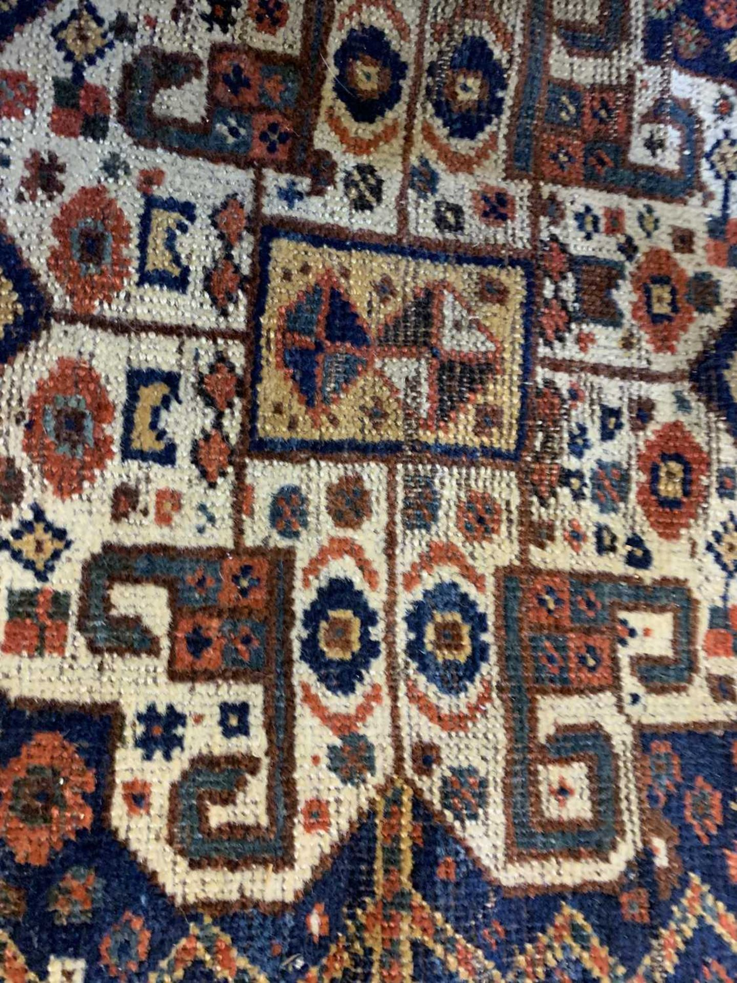 A Persian carpet, - Image 3 of 14