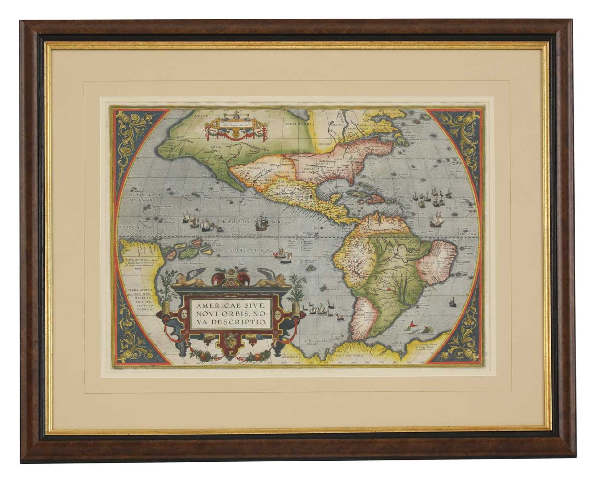 The Americas, - Image 2 of 3