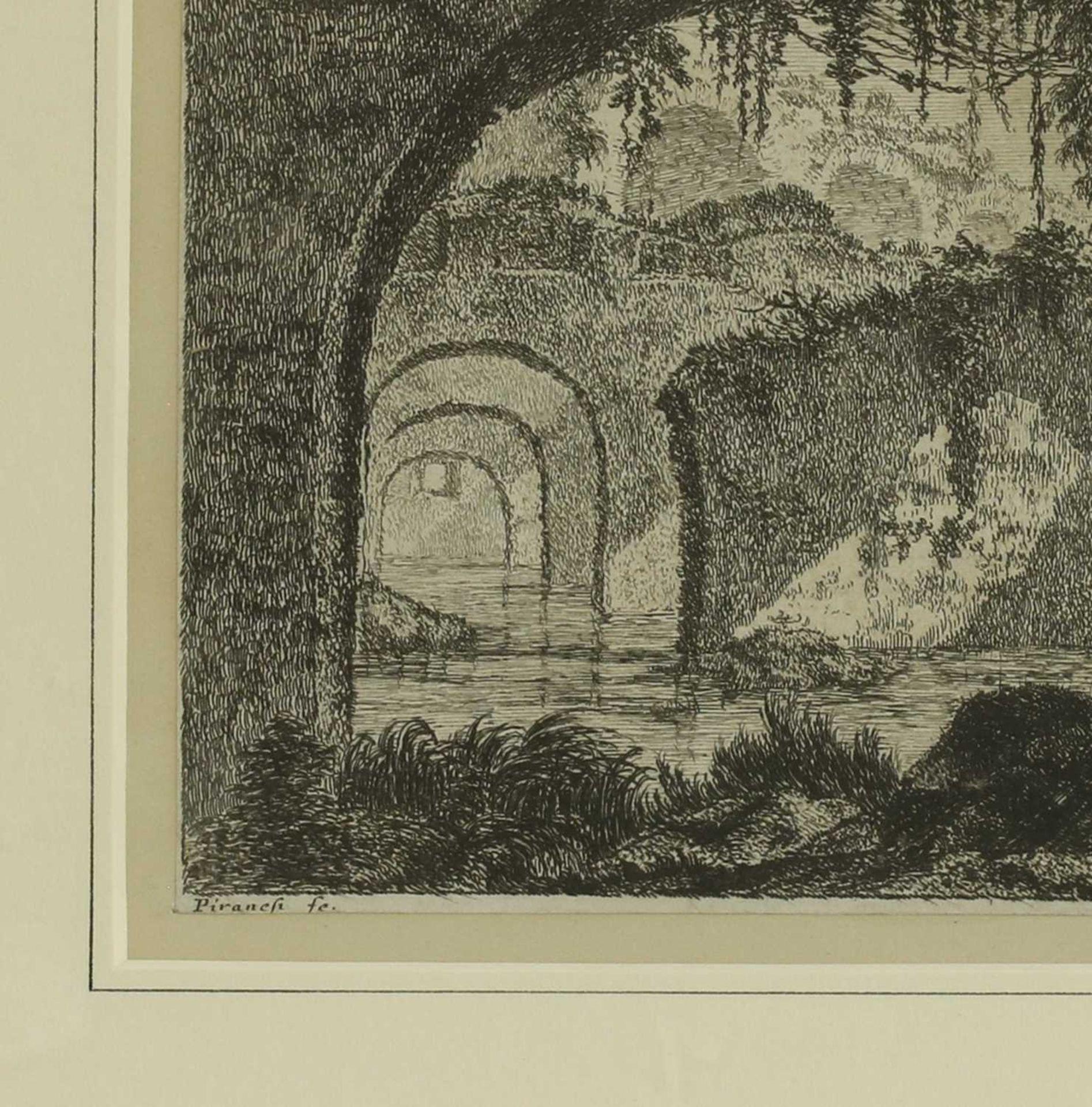 Giovanni Battista Piranesi (Italian, 1720-1778) - Image 4 of 4
