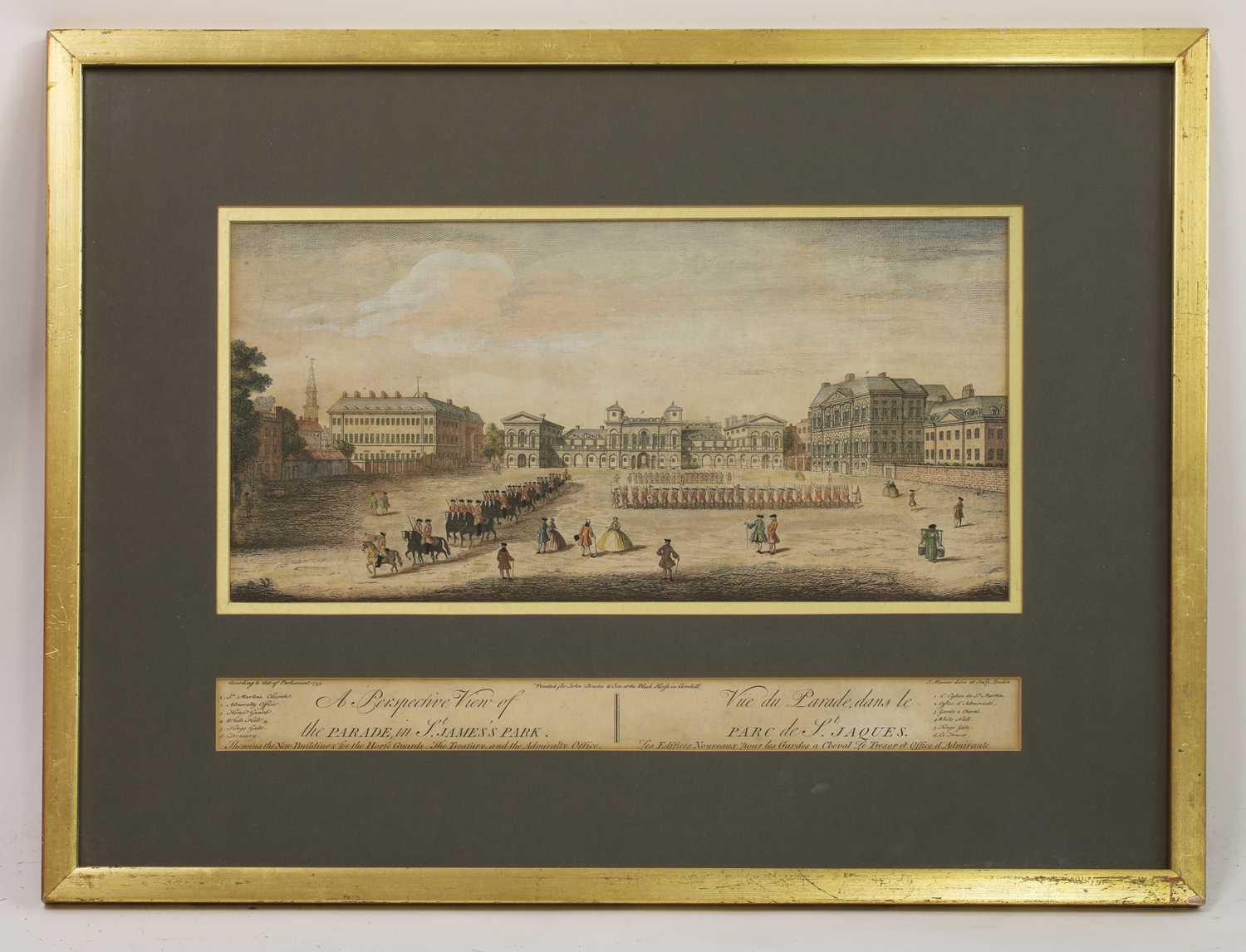 Jacques Rigaud (French, 1680-1754) - Image 9 of 16
