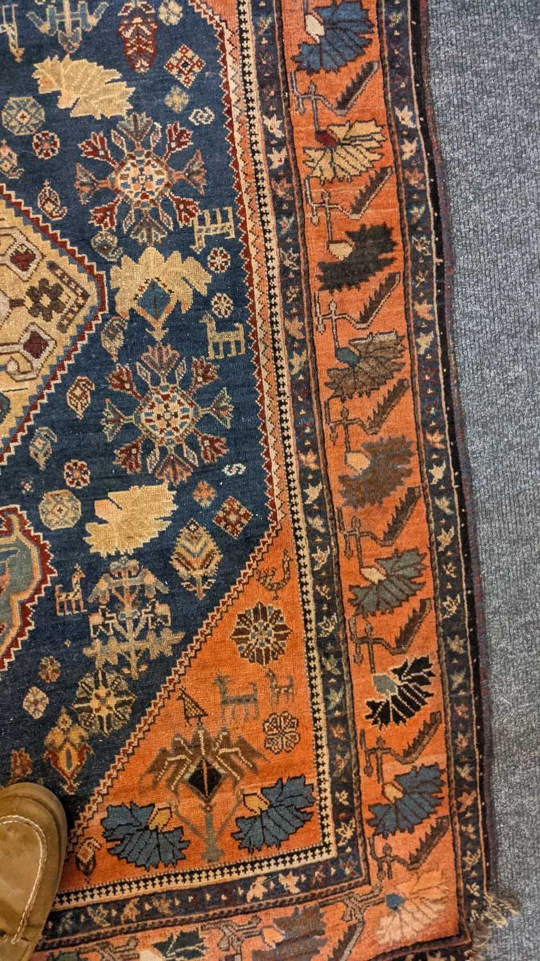 An Afghan Beshir rug, - Image 14 of 17